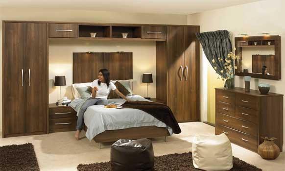 Bespoke Bedroom Fitting