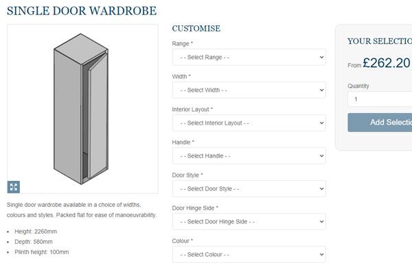Unit & Door Configurator