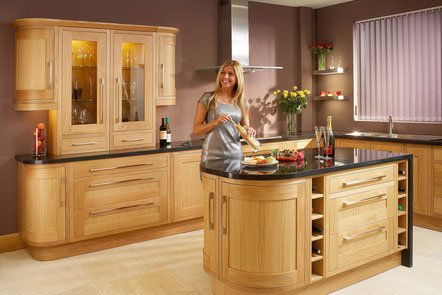 Regent Bespoke In-Frame Fitted Kitchen