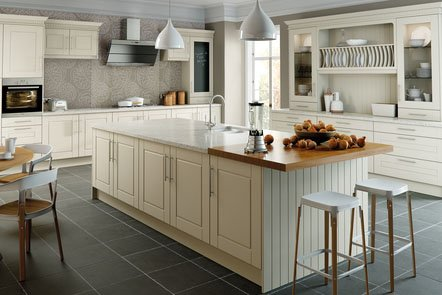 Alabaster Surrey Bespoke Fitted Kitchens