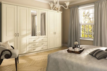Surrey Alabaster Bespoke Fitted Bedrooms