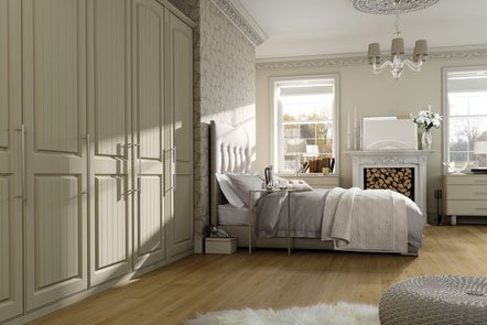 Westbury Matt Dakkar Bespoke Fitted Bedrooms