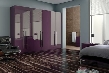 Plum Bespoke Fitted Bedrooms