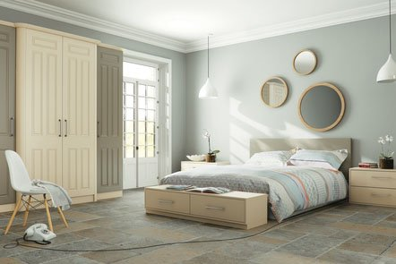 Bespoke Bedroom Fitting