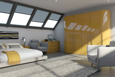 Saffron Bespoke Fitted Bedrooms
