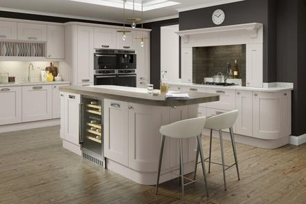 Monarch Smooth - Cashmere | Smooth Painted Kitchen